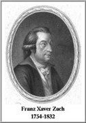 Franz Xaver von Zach