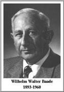 Wilhelm Heinrich Walter Baade