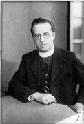 Monseigneur Georges Lemaître