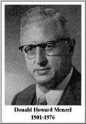 Donald Howard Menzel