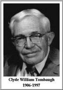 Clyde William Tombaugh