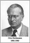 Otto Hermann Leopold Heckmann