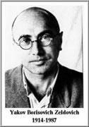 Iakov Borissovitch Zeldovitch