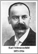 Karl Siegmund Schwarzschild
