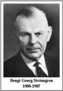 Bengt Georg Daniel Strömgren