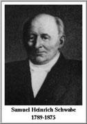 Samuel Heinrich Schwabe