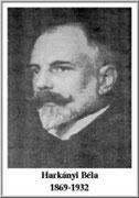 Harkányi Béla