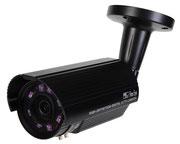 FullHD IP67(防水) 赤外線IR屋外用カメラ (HD-CCTV 200万画素・1920x1080)