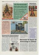 Bezirkszeitung 21. Bezirk November 2015 dritter österreichischer Meistertitel