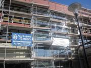 Grundrenovierung des Schulgebäudes