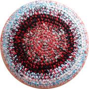 Intim 2,  Wolle, Baumwolle, 25 cm, 2017
