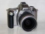 Diese Nikon F55 löste die vorherige Kamera ab