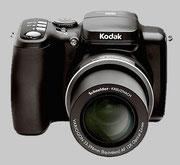 Ein schönes Gerät war die Kodak easyshare z1012-is