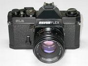 Die RevueFlex SLR war meine erste Spiegelreflexkamera