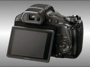. . . eine Bridge-Kamera mit 30fach Zoom und GPS