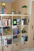 Nochmal Unser Bücherregal