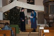Maria und Josef bekommen unangenehme Post.