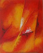 Titel: Lava Materiaal: Acryl Afmeting: ????