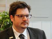 Herr Martin Gropper von Siemens Audiologische Technik GmbH