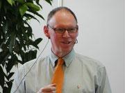 Herr Primarius Dr. Hans Edmund Eckel, HNO Abteilung, Klinikum Klagenfurt
