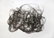 040916, Sepia Federzeichnung, 42x59,4 cm