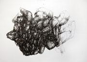 090916, Sepia Federzeichnung, 42x59,4 cm