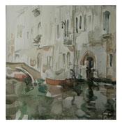 Venetian motive  /  Venezianisches Motiv   23,5x22  2012