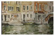Venice. Fondamento di San Giobbe  /  Venedig. Fondamento di San Giobbe    22x33,5 2013