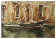Old Venice III    22x32  2012