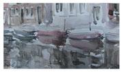 Boats  /  Booten   18,5x32  2012