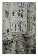 Quay. Venezia  /  Kai. Venezia   34x24  2012