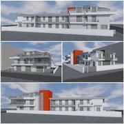 Lavori di ristrutturazione di un fabbricato da destinare a civile abitazione - (Agropoli)