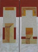 60 x 80  2- teilig 2007