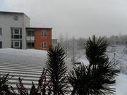vor meinem Schließfach am 10.12.2011....Winter