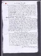 Augustino di  Antonio matrimonio, 1624
