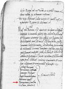 Consiglio Comunale, Ripatransone (AP), 1571