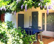 Terrasse 1 donnant sur le salon