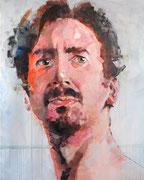 AVAILABLE -  Acrylic on canvas - 142x177cm