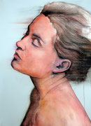 "AVAILABLE  contact me: info@dariomoschetta.com - ""Hyperbolic shades 31"" acrylic on canvas 60x80cm"