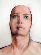 "AVAILABLE  contact me: info@dariomoschetta.com - ""Hyperbolic shades 30"" acrylic on canvas 60x80cm"