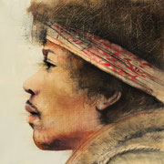 SOLD - acrylic on canvas 40x40cm