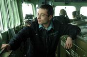 Ein Sachse zur See! Hauptgefreiter Toni Seidel kommt aus der Nähe von Plauen.