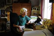 Rita Miljo verlor in Südafrika ihren Mann und ihre Tochter.