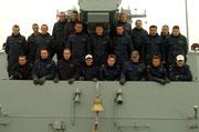 2006 waren das 23 Mann, von denen leider nicht alle zum Gruppenfoto kommen konnten.