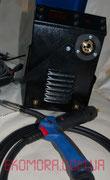 Горелка и полуавтомат ССВА-180