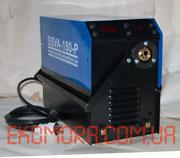 Сварочный инвертор SSVA-180P полуавтомат вид внешний без кабелей