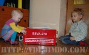 Дети и сварочный аппарат