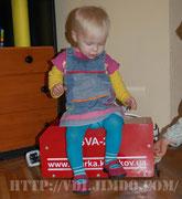 Малюк и сварочный аппарат  SSVA-270