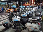 NYPD. © Teresa Iglesias Lacasta.