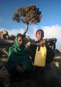 Niños etiopes. © Juan Carlos Ascaso.
